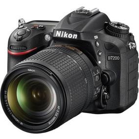 Nikon D7200 + 18-140mm F/3.5-5.6g Ed Vr Loja Platinum + Nfe