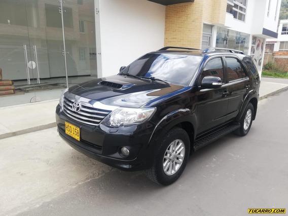 Toyota Fortuner Fortuner 3.0