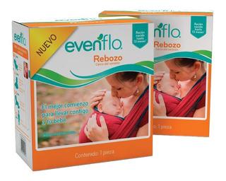 Rebozo De Bebe Evenflo 95% Algodon Varias Posiciones Videos
