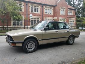 Bmw 525i E28 Modelo 1985