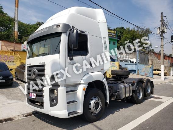 Vw 25390 6x2 Trucado Ls 2016 Ñ 2540 25420 Fh Scania Axor