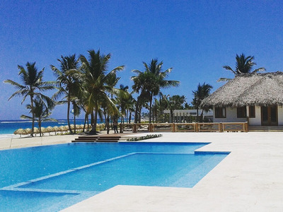 Aqui En Puntacana Hermoso Condominio En Rd