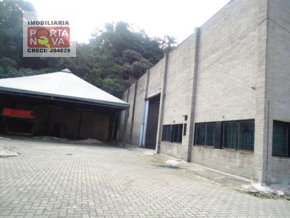 Galpao - Jardim Vista Alegre - Ref: 4923 - L-4923