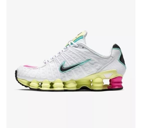 Tenis Masculino Nike 12 Molas Tl Original Cor Vermelho