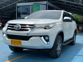 Toyota Fortuner Sw4 2019 2.7l At 2700cc 4x2 Versión Full