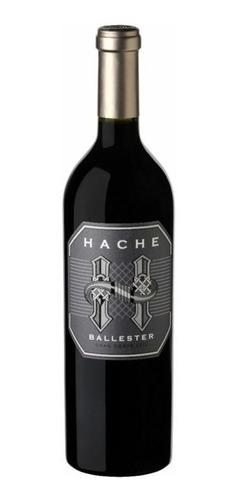 Ginard Ballester - Hache - Gran Corte - Blend - 2015