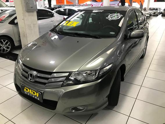 Honda-city Lx 1.5 16v (flex) Manual Laudo 100% Aprovado