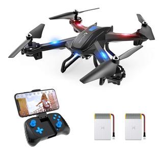 Snaptain S5c Wifi Fpv Drone Con Cámara 720p Hd, Control De V