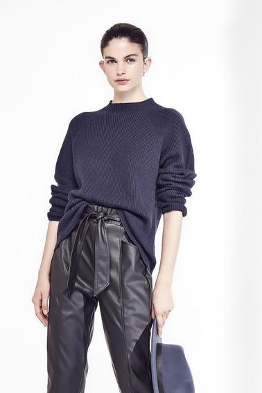 Sweater Monroe Azul. Oklan 2020.