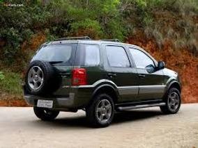 Ford Ecosport 2.0 Xlt 5p 2007 Troco Por Camaro Ou Mustang