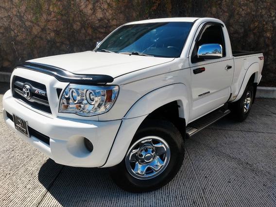 Toyota Tacoma 4x4 Recien Legalizada 4 Cilindros