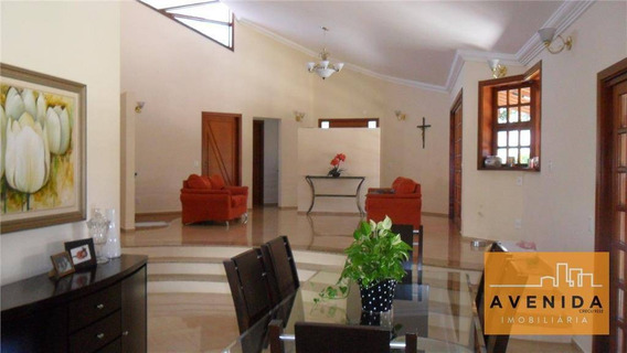 Casa Residencial À Venda, Jardim De Itapoan, Paulínia. - Ca0582