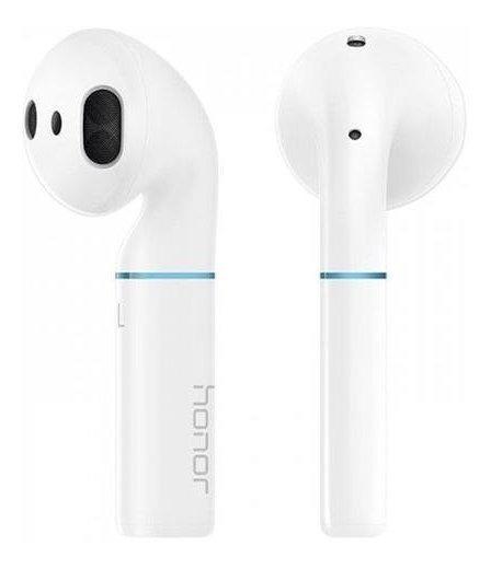 Fone De Ouvido Honor Flypods Earphones True Cm-h2s - Branco + Nota Fiscal