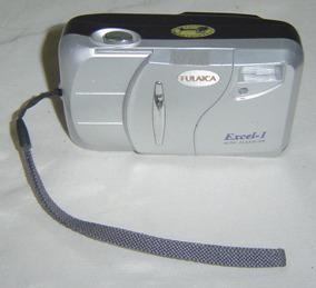 Câmera Fotográfica Makica Excel-1 Auto Flash-dx.