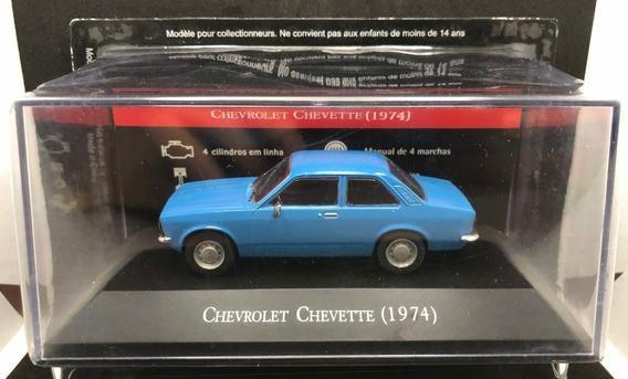 Chevrolet Chevette 1974 1/43 Ixo + Fascículo