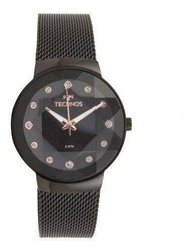 Relógio Technos Feminino Crystal 2035mpy/5p Original C/nota
