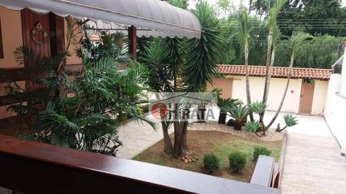 Imagem 1 de 8 de Casa Com 3 Dormitórios À Venda, 120 M² Por R$ 440.000,00 - Jardim Ricardo - Hortolândia/sp - Ca1557