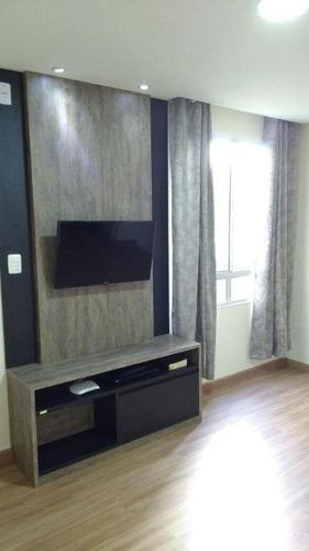 Imagem 1 de 15 de Apartamento Residencial À Venda, Vila Alzira, Guarulhos. - Ai4716