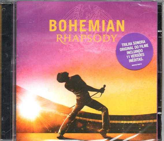 Cd Bohemian Rhapsody - The Original Soudtrack / Queen