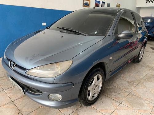 Peugeot 206 2006 1.4 Sensation Flex 3p