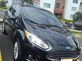 Como Nuevo Ford Fiesta Titanium