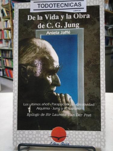 Imagen 1 de 3 de De La Vida Y La Obra De C. G. Jung    De Aniela Jaffe   -cn-