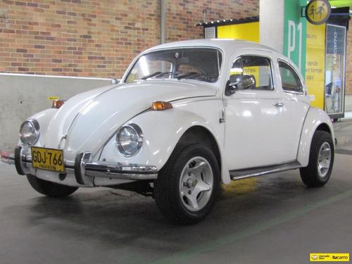 Volkswagen Escarabajo 113 Mt 1.6