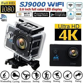 Action Cam Wifi Câmera Esporte Mergulho Hd 1080p 4k