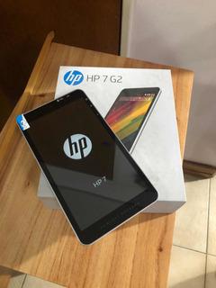 Tablet Hp - 7 G2 / Nueva / Tamaño Portable