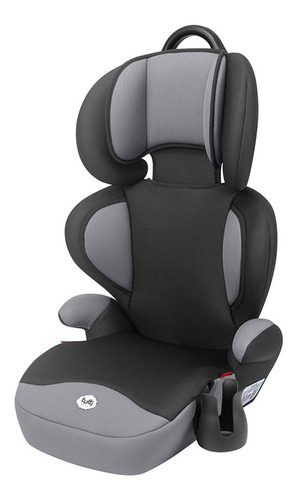 Cadeira Para Carro Triton Preto E Cinza - Tutti Baby