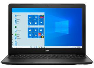 Notebook Dell Core I3 10ma 8gb 1tb + 128gb Ssd 15.6 Touch