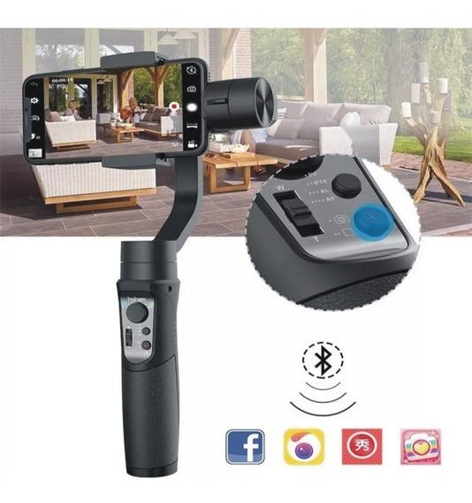 Estabilizador Hohem Gimbal 3 Eixos Portátil P/ Smartphone