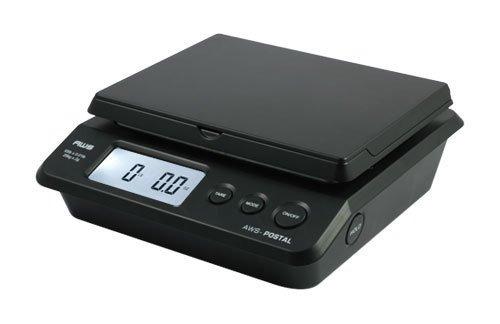 American Weigh Scales Báscula De Mostrador Negra