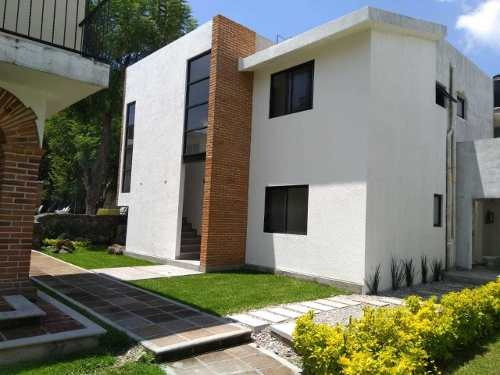 Casa En Venta En Condominio, Jiutepec Morelos