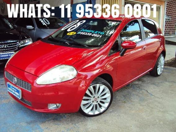 Fiat Punto Elx 1.4 Flex 2008 Novissimo