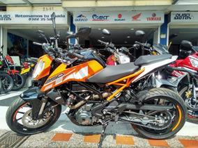 Ktm Duke 250 Nueva 0km Aceptamos Tu Moto En Forma De Pago