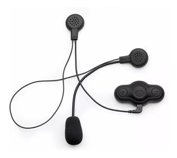 Intercomunicador Kappa Bluetooth I302bk Para Casco Panella