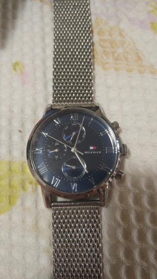 Relógio Tommy Bem Novinho... Na Caixa. Comprado Nos Eua