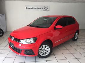 Volkswagen Gol 1.6 Trendline Mt 5 Cresta Cuernavaca