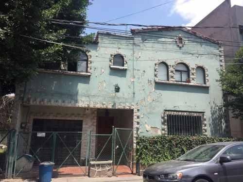 Se Vende Casa Para Remodelar En Excelente Ubicación En Lindavista