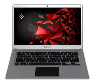 Notebook Exo Smart E16 Plus 4g/32gb 14 Hdmi Windows10 Blue