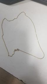 Cordao Ouro Piastrine 18k