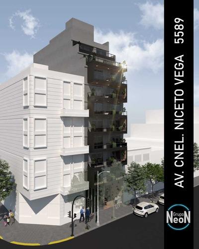 Departamento En Palermo, Construccion