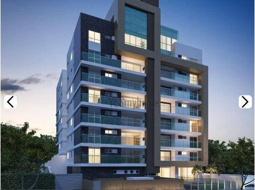 Apartamento Com 3 Dormitórios À Venda, 160 M²  - Cabral - Curitiba/pr - Ap3176