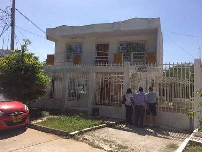 Casa En Turbaco En Un Lote De 713m2