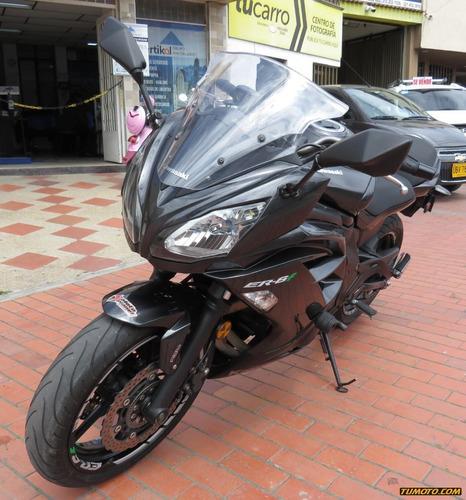 Motos Kawasaki Er 6f