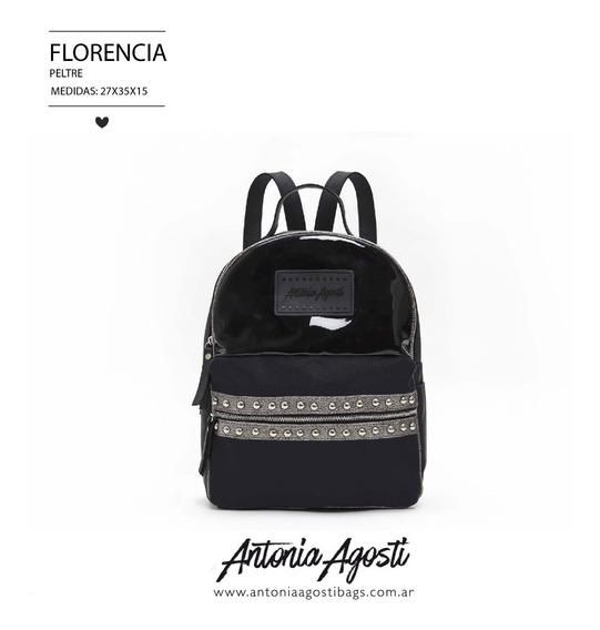 Mochila Florencia Antonia Agosti