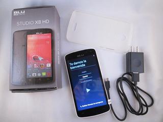 Celular Marca Blu Modelo Studio X8 Hd Liberado
