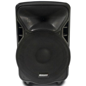 Caixa Acústica Amplificada Lexsen Ls15bt Bivolt 100w Rms R