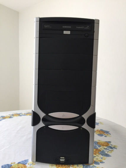 Desktop Pentium Dual Core 2.50 Ghz - 2.00 Gb Ram E Hd 160 Gb